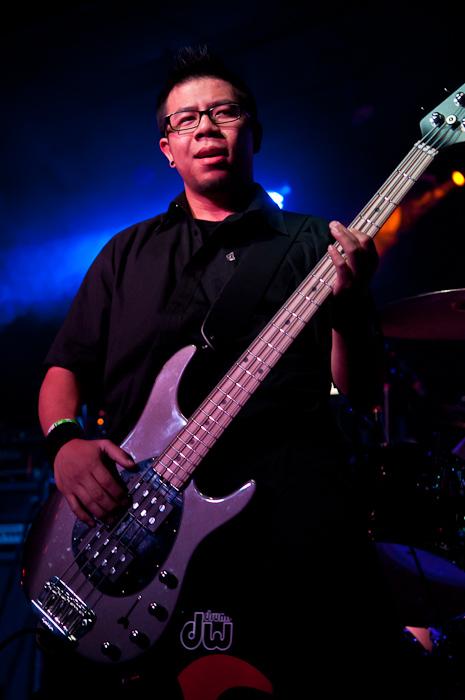 Tridon at Club Red, Tempe AZ
