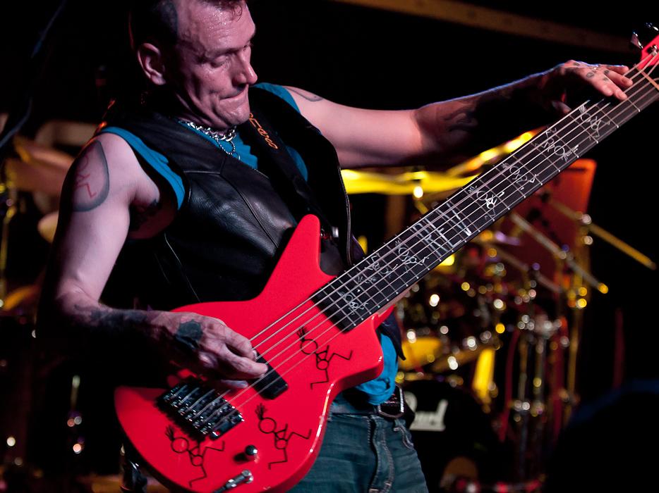 Steelheart at Club Red, Tempe AZ